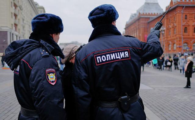 Сотрудники полиции: образец, как подать