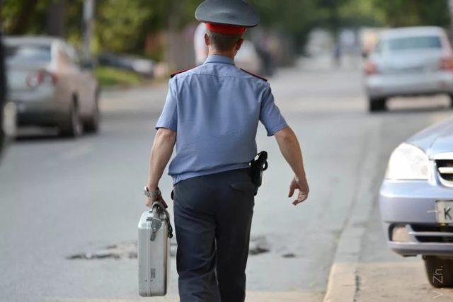 Жалоба на участковых полиций: образец, куда подать, наказание
