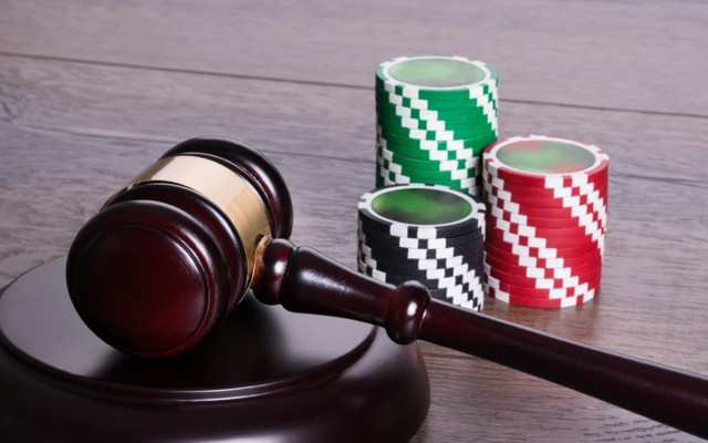 Незаконная игорная деятельность ст. 171.2 УК РФ