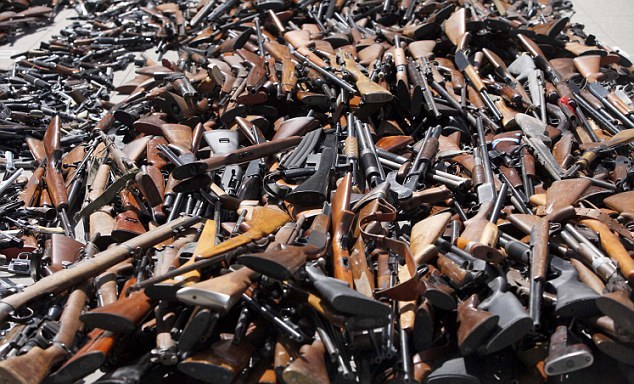 Незаконное хранение охотничьего гладкоствольного оружия статья УК РФ