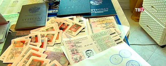 Подделка документов: статья 327 УК РФ, наказание