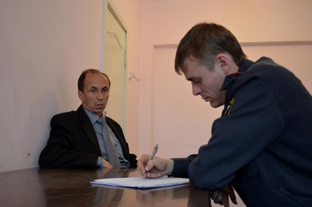 Очная ставка в уголовном процессе РФ