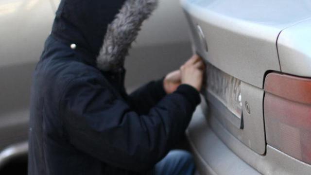 Кража номеров с машины статья 325 1 УК РФ