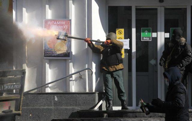 Вооруженный мятеж - статья 279 УК РФ