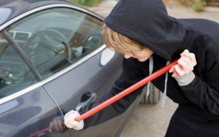 Угон и хищение автомобиля - отличие, ответственность