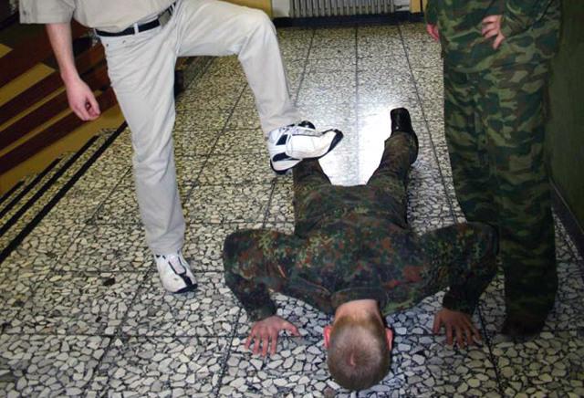 Статья 336 УК РФ: оскорбление военнослужащего, судебная практика